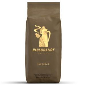 Кофе в зернах Hausbrandt Superbar